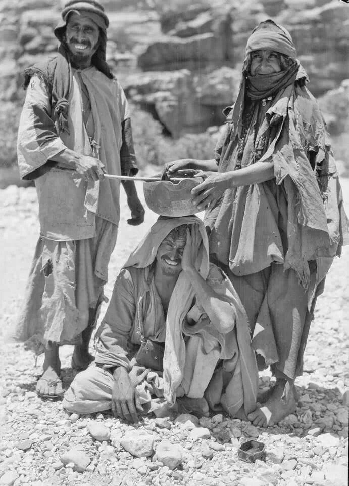 علاج السحر عند البدو
