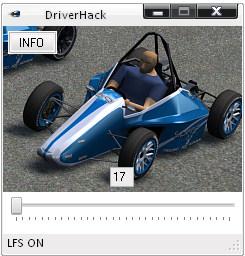 LFS DriverHack 0.6E İndir