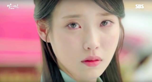 IU in Moon Lovers Scarlet Heart Ryeo