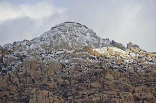 La Pedriza El Yelmo Nevado