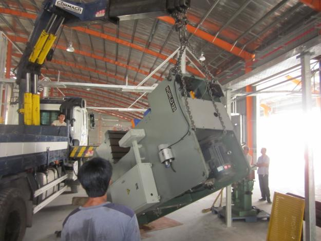 Dịch vụ vận chuyển hàng máy móc HCM đi Đà Nẵng