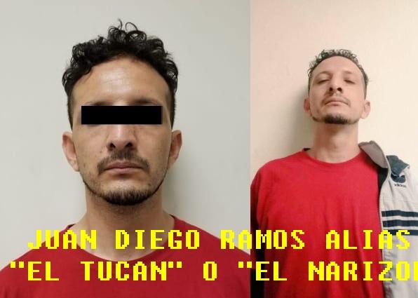 """MANTE: ACTUALIZACION DETENIDO EL SANGUINARIO SICARIO ZETA """"EL TUCAN"""" EL%2BTUCAN"""