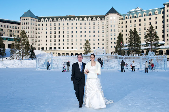 Alpine Peak Photography Lake Louise Wedding Photographer