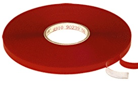 TRANSPARENT DOUBLE - SIDED 3M  VHB TAPE  NEW YORK