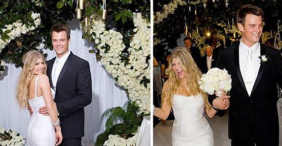 15 fãs que se casaram com seus ídolos - Josh Duhamel e Fergie