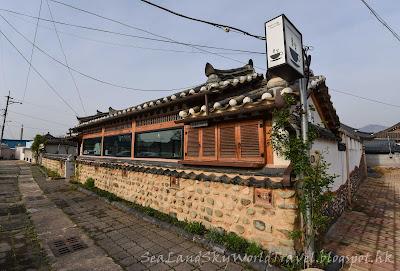 慶州Floral Space Hanok Guesthouse