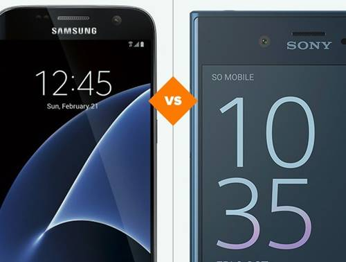 Galaxy S7 e Xperia XZ: veja qual top de linha é a melhor escolha