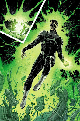 Green Lantern Earth One (Volume One)
