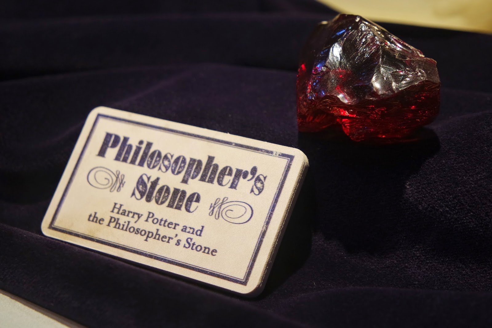 warner brothers studio tour harry potter philosophers stone