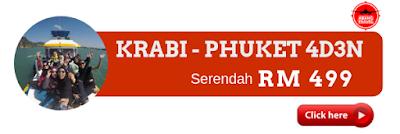Pakej Krabi Phuket