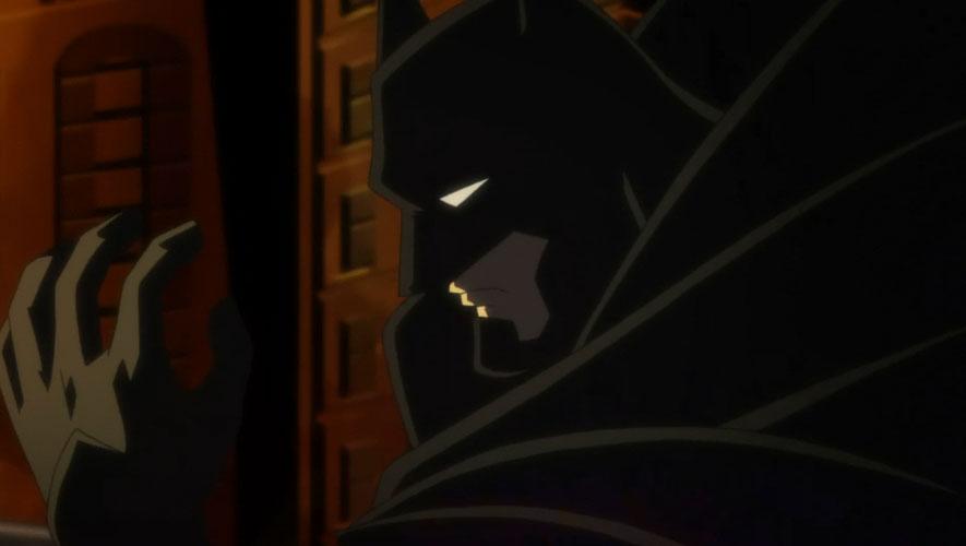 Prevalentemente Anime e Manga: Batman: Gotham Knight ...