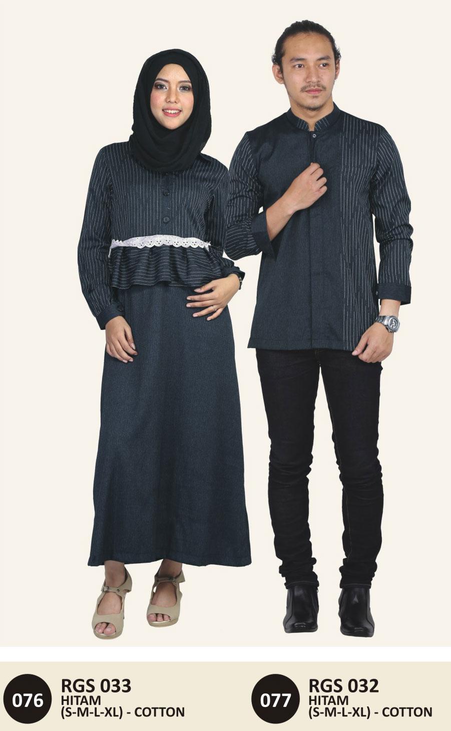 Pakaian Sarimbit Muslim