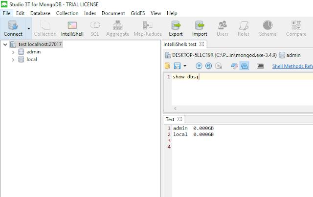 MongoDB - Installation and Setup ~ Dotnet Guru ~