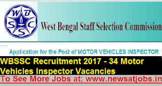wbsssc-34-inspector-Recruitment-2017
