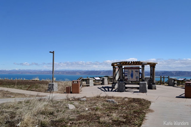 Bear Lake visitors center
