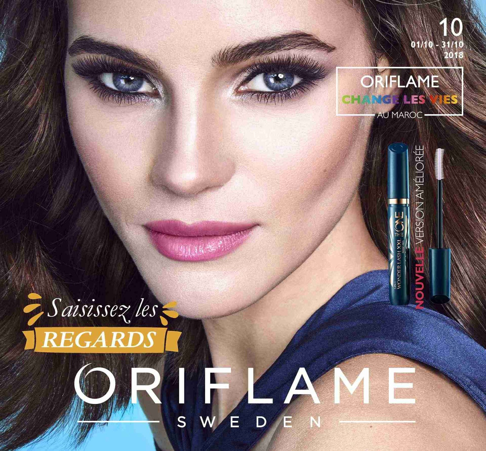 catalogue oriflame octobre 2018 pdf