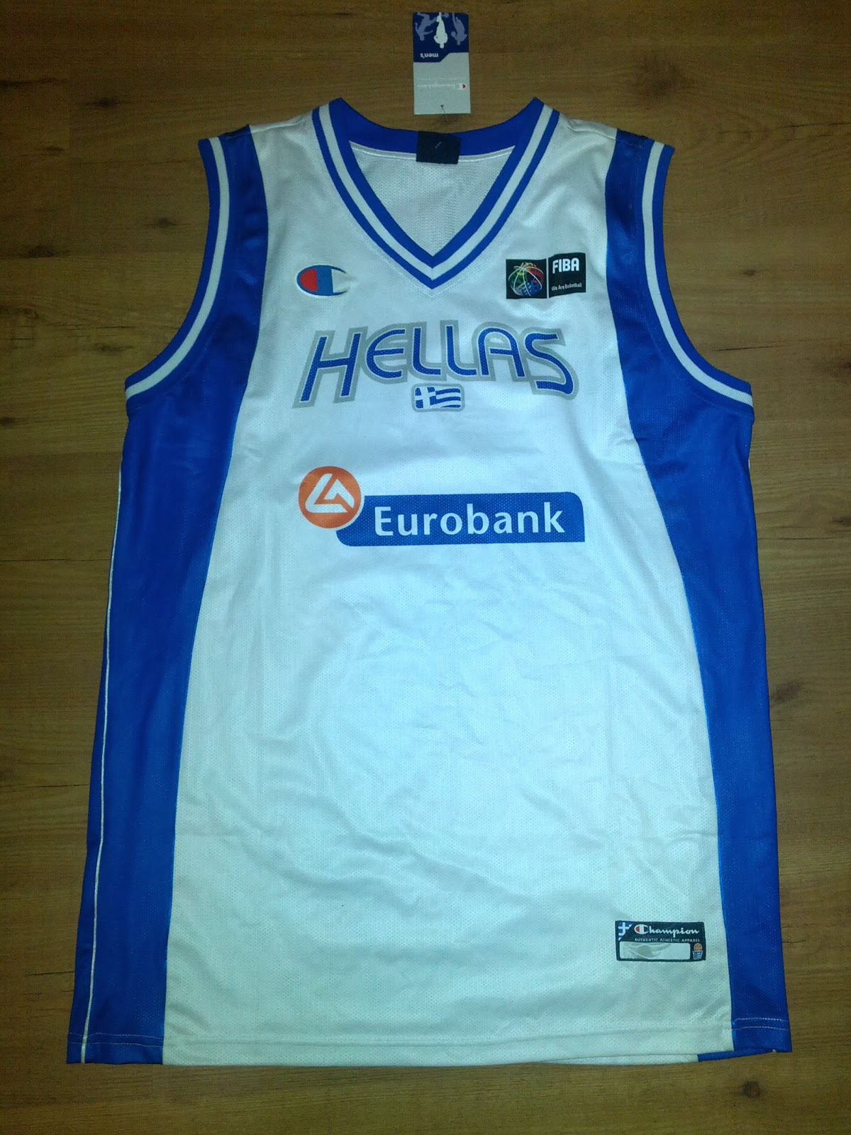 wholesale dealer 4f82e ecbae FIBA Basketball Jerseys - International Players in ...