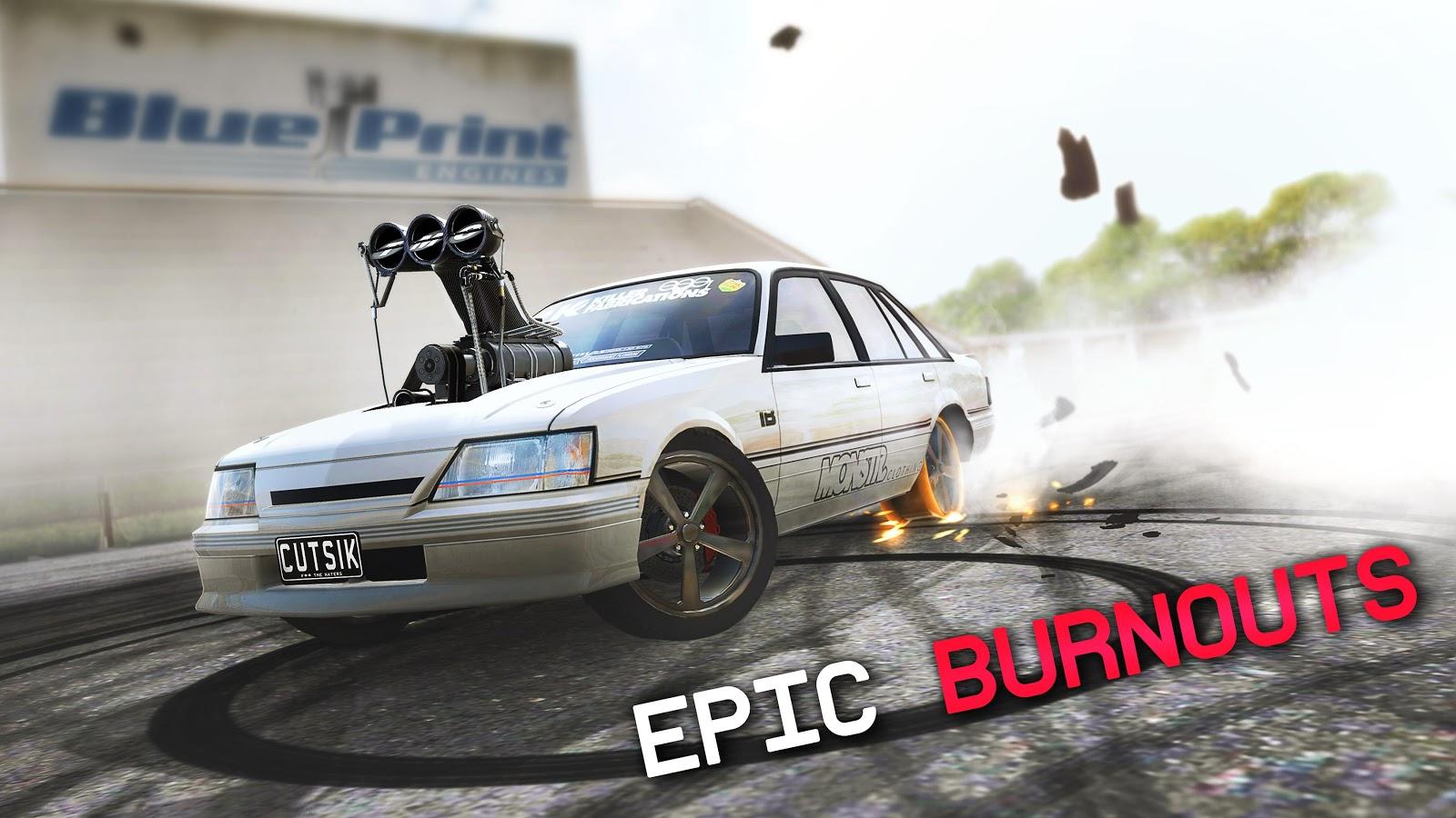 Torque Burnout MOD APK Terbaru