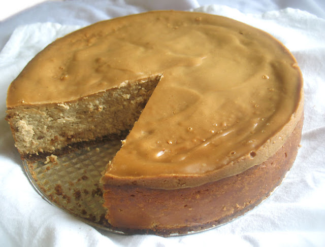 Decadent Peanut Butter Cheesecake