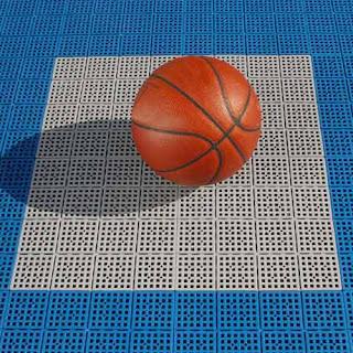 Greatmats patio outdoor tile sports court tile