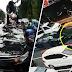 Pemandu langgar lari anggota polis positif dadah