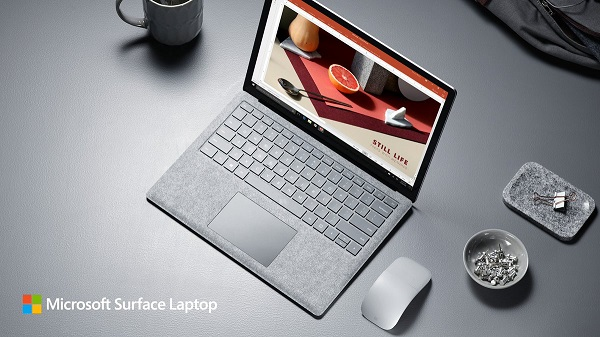Microsoft Surface Laptop with Windows 10 S and 14.5 hours of battery life launched