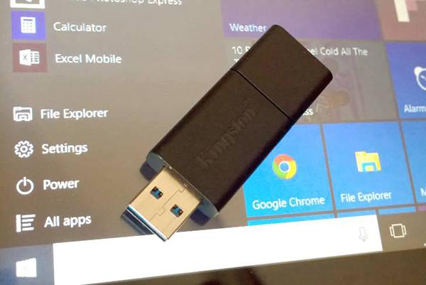 تثبيت ويندوز كامل على USB وتشغيله على أي حاسوب