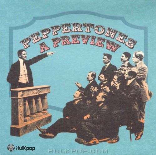 Peppertones – A Preview – EP