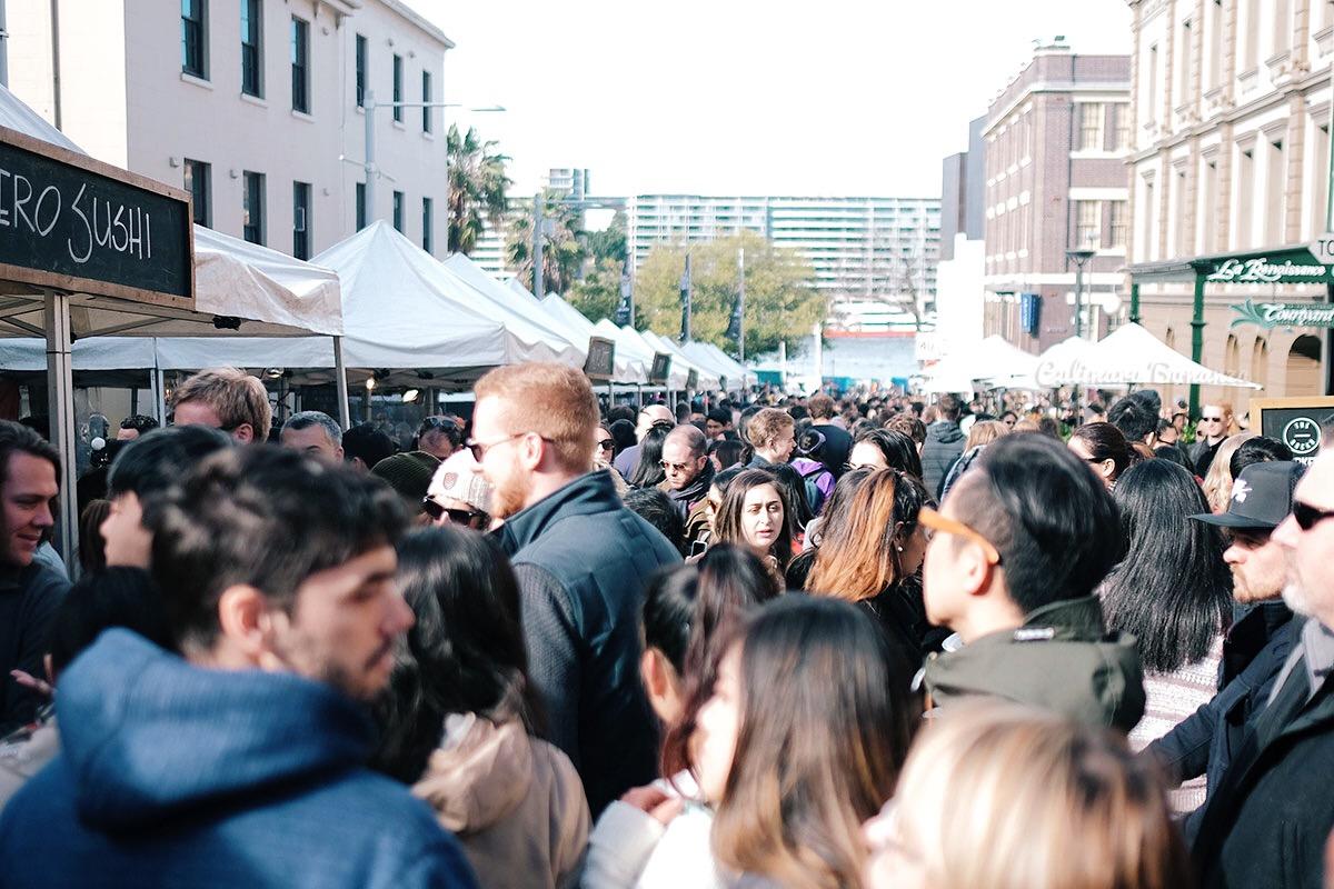 The Rocks Aroma Festival (www.culinarybonanza.com)