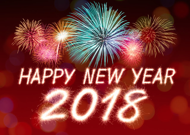 Happy New Year Images with SMS and Messages 2018