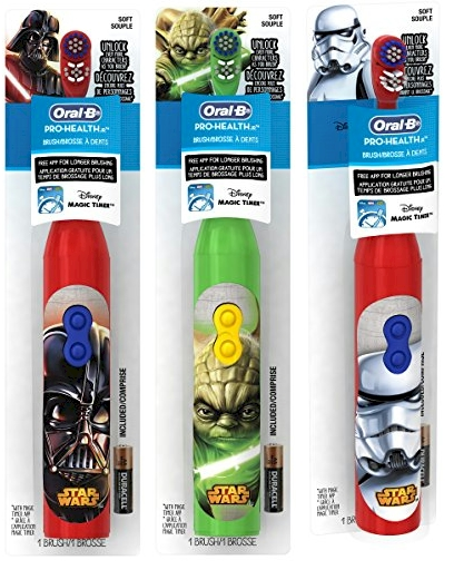 Daily Cheapskate Oral B Pro Health Disney Star Wars