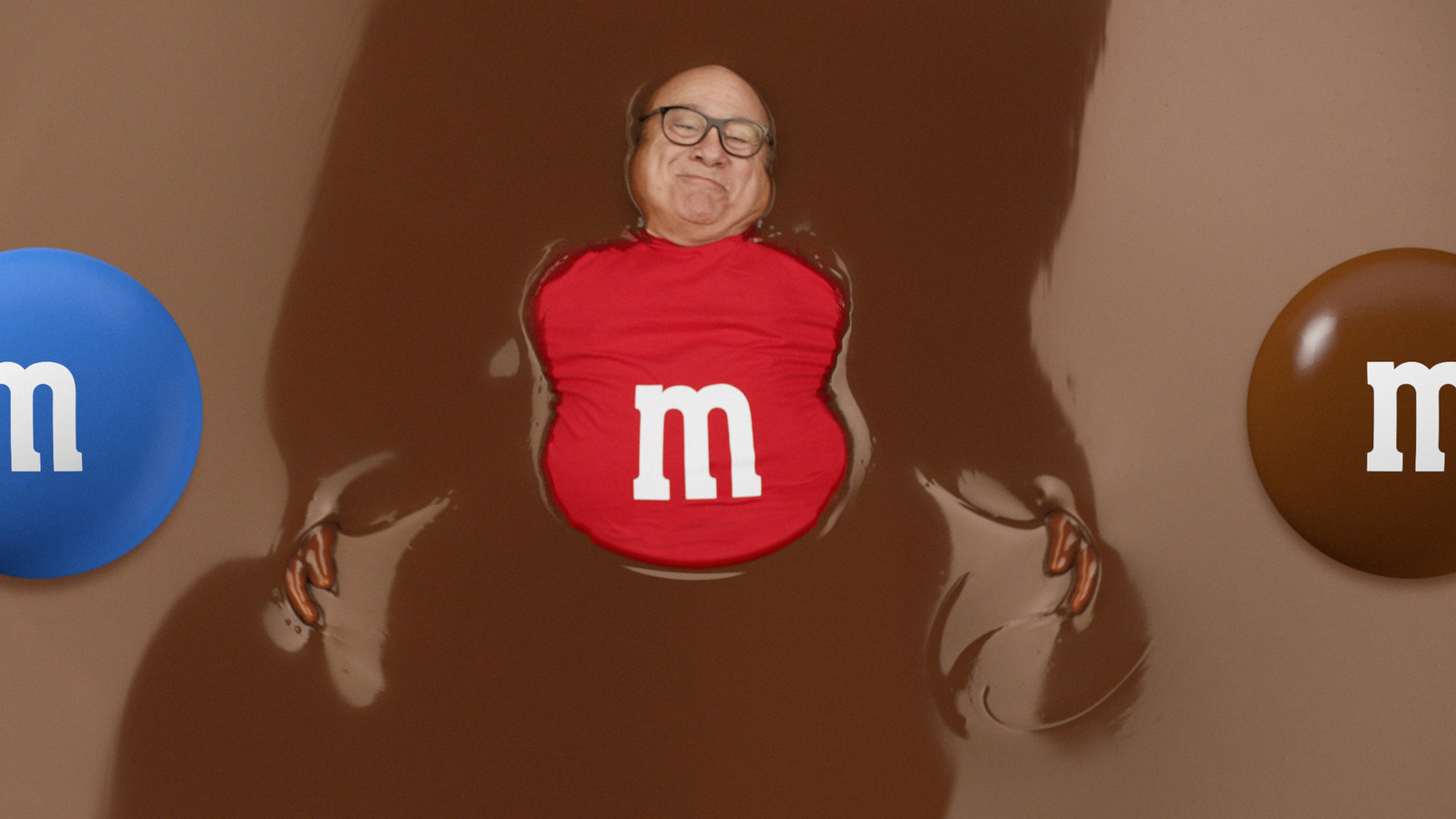 Danny Devito Stars In M M S Super Bowl Lii Commercial Adstasher Only stuff related to danny devito or iasip. danny devito stars in m m s super bowl