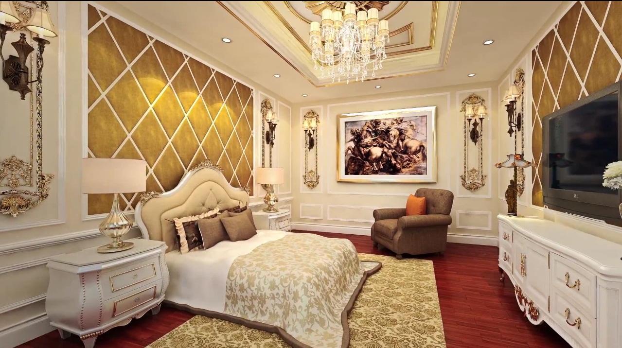 Thiết kế nội thất sang trọng tại dự án chung cư 148 Giảng Võ