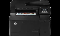 HP LaserJet MFP M276n Driver download