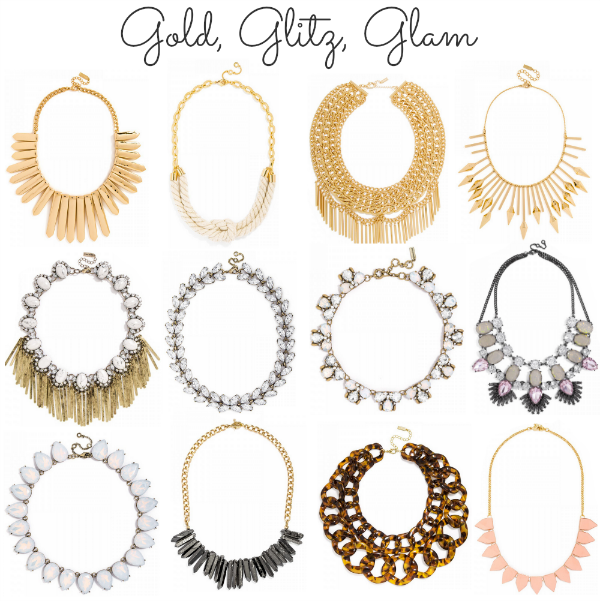 Baublebar Sale: Gold, Glitz, Glam - A Mix of Min