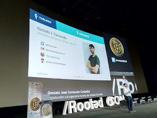 RootedCon 2019 - Gonzalo José Carracedo - Introducción a la ingeniería inversa de señales de radio