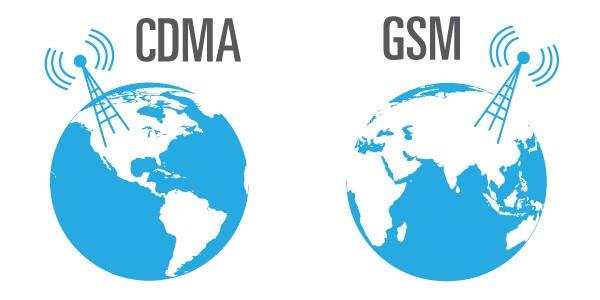 Perbedaan Teknologi CDMA dengan GSM