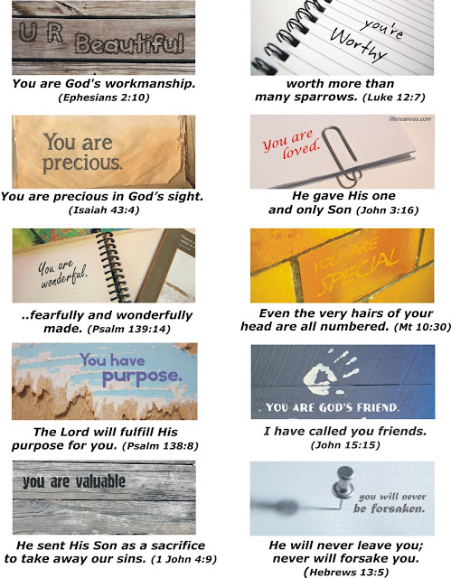 uplifting verses about you
