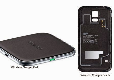 Wireless Charger Untuk Samsung Galaxy