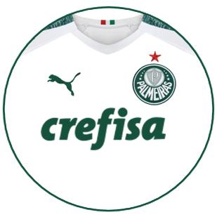 a88501dbdc Palmeiras 2019 camisa branca