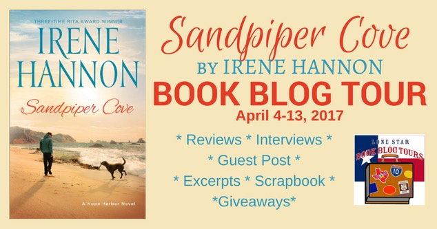 Sandpiper Cove: Author Interview, Book Blog Tour, and Giveaway #LoneStarLit