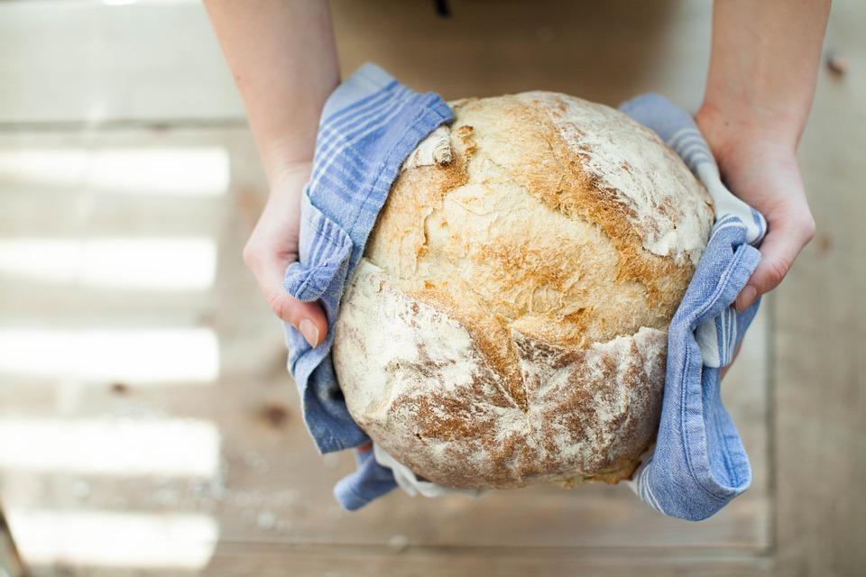 pão italiano simples
