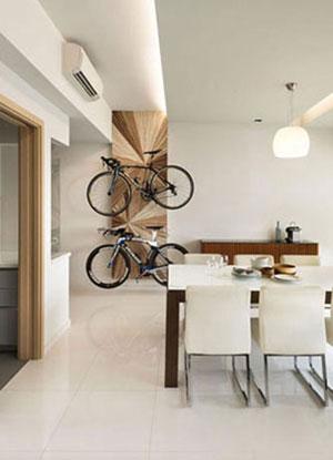 Bicicletas na Decoração 3
