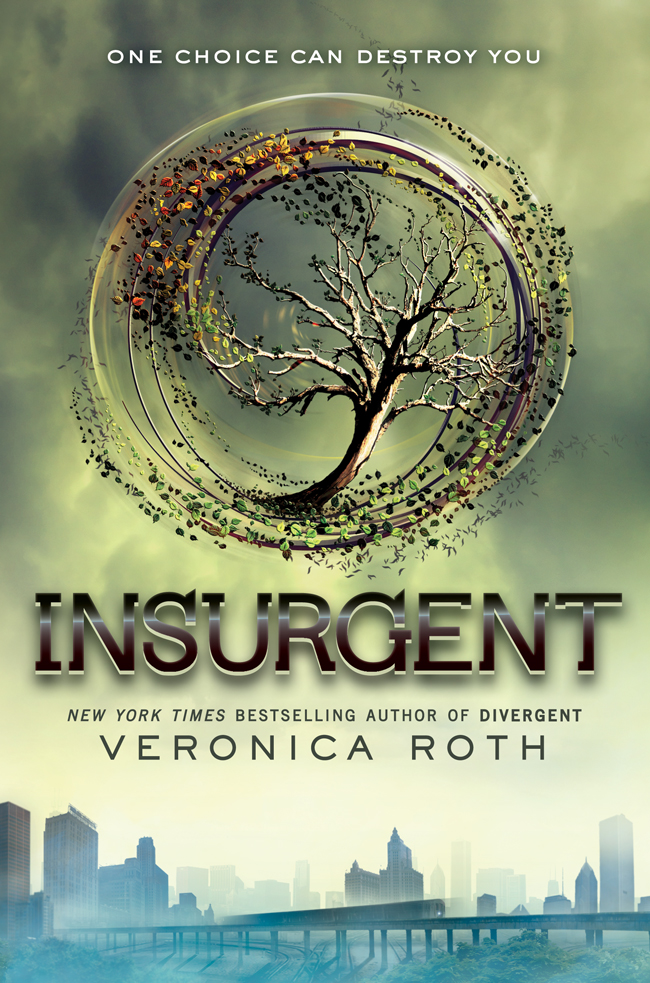 """Insurgent"" by Veronica Roth - Divergent #2"
