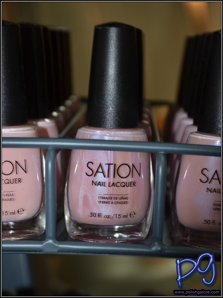 Cotton Candy Sation S 1 Best Ing Nail Color Of All Time It A Light Pink With Blue Flash Shimmer Which I Will Be Wearing For You Soon