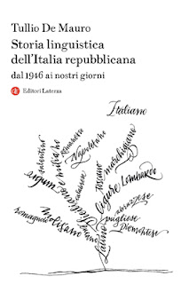 Tullio De Mauro, Storia linguistica dell'Italia repubblicana