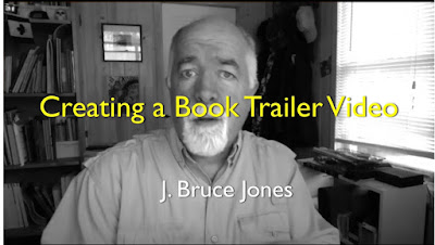 Creating a Book Trailer Video for Your Book Launch and Marketing