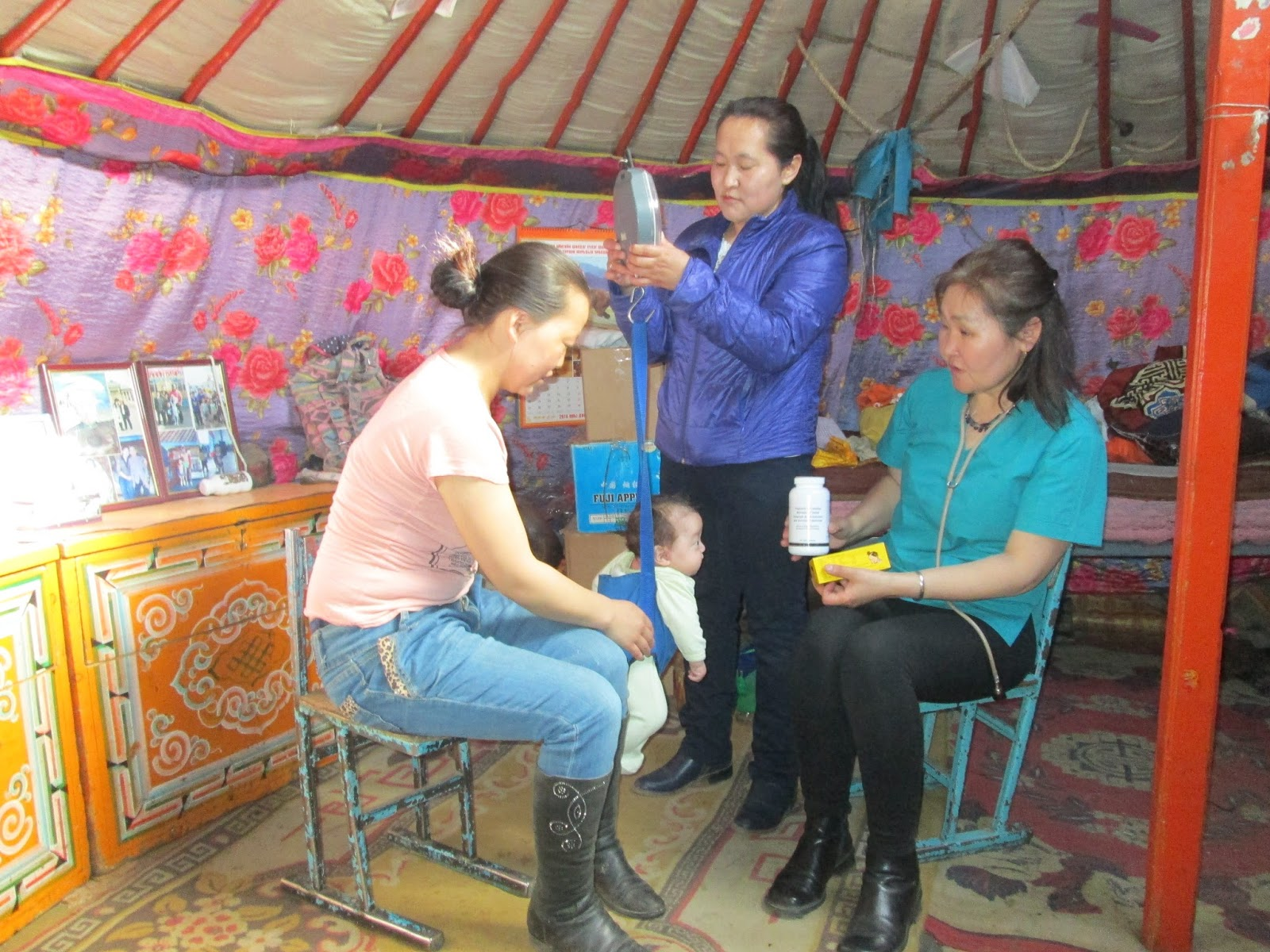 UNICEF Mongolia: 2017