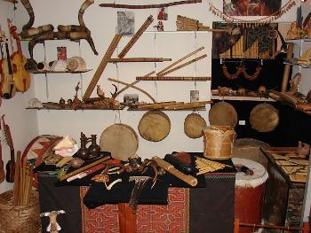TAKI Museo de Instrumentos Musicales