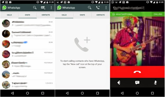 Whatsapp gearing up to add voice calling feature - Gadget Guru